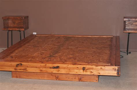 Build Your Own Platform Bed More Mariela Cbell Build Your Own Platform Bed Frame