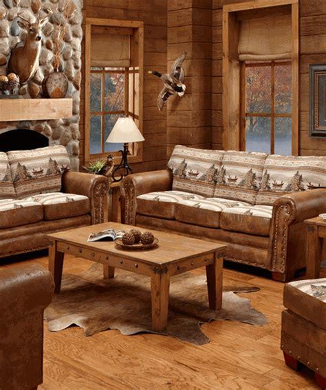 rustic log living room furniture living room archives canadian log homes