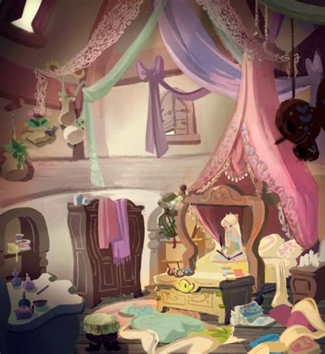 tangled bedroom rapunzel room tangled and concept on
