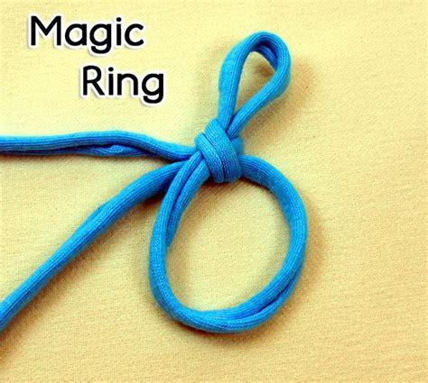 magic circle knitting how to crochet the magic ring adjustable ring magic