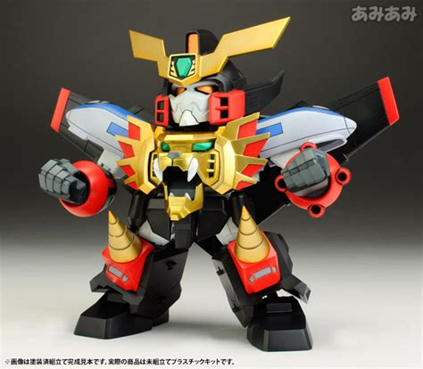 Puzzle Kertas Gundam Gao Da Model A amiami character hobby shop d style the king of