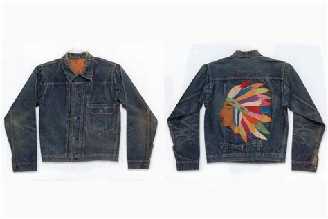 Levis Jacket 1 how to date and value vintage levi s type i ii and iii