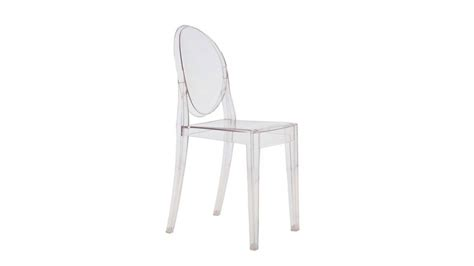 chaise philippe starck chaise ghost starck ghost chair chaise