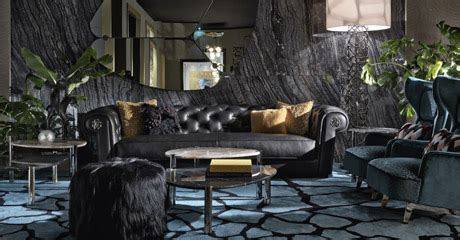 roberto cavalli home interiors jungle and glam chic