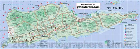 st vi map st croix map us islands map where is st croix