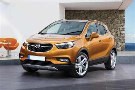 opel mokka review opel mokka suv buzz ie