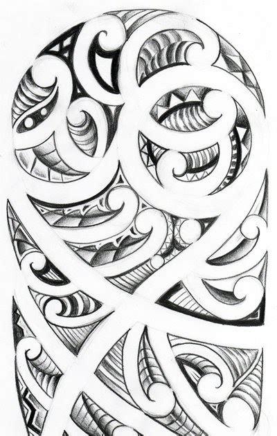 tatuaggi maori lettere