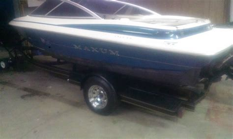 maxum boat pinstriping maxum 1900 sr 1996 for sale for 500 boats from usa