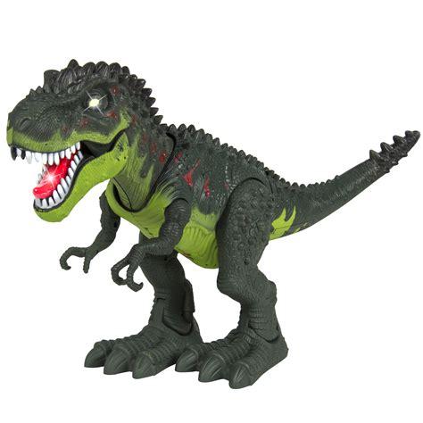 Dino Tirex walking t rex dinosaur figure with lights