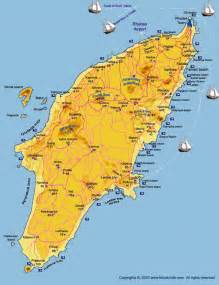 Rhodes Greece Map by Rhodes Map The Map Of Rhodos Griechenland Rodi Grecia
