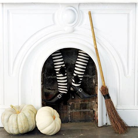 witch home decor decoration ideas for halloween party with witches create