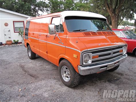 1978 Dodge Tradesman Van   California Dreamin'   Hot Rod