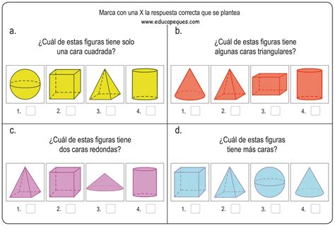 figuras geometricas con nombres y caracteristicas formas y figuras geom 233 tricas tridimensionales primaria