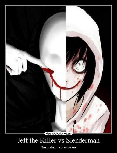 imagenes reales de jeff the killer vs slenderman slenderman vs jeff the killer creepypastero pinterest