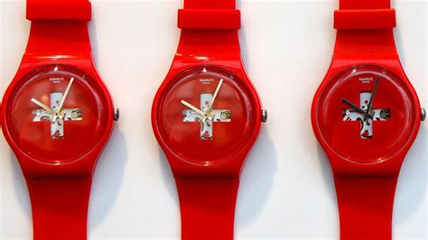 Swatch E swatch to build rival to apple and android operating systems