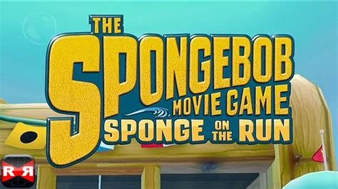On The Run spongebob sponge on the run by nickelodeon ios