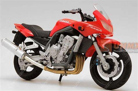 Miniatur Motor Bmw R1200gs Diecast Asli Ori Maisto 1 18 scale yamaha fazer motorcycle mc07b004 ezmotortoys