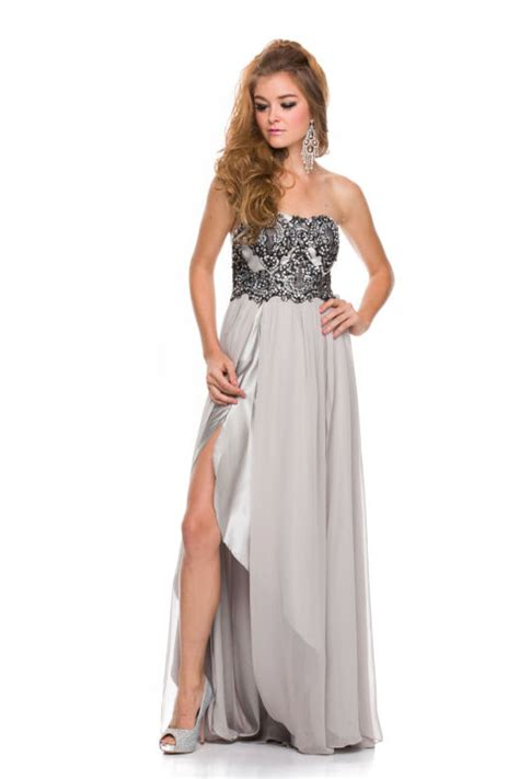 Dress Formal 1342 Tosca 60 best strapless prom dresses prom dresses without sleeves
