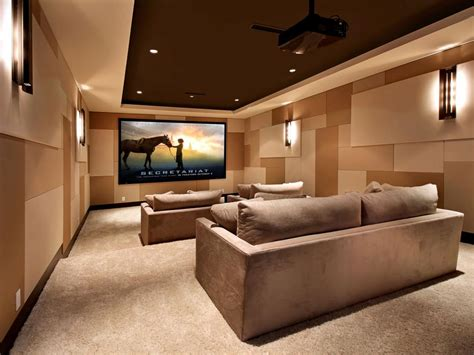 home theater design home theater ideas design ideas for home theaters hgtv
