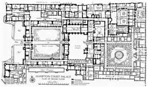 Palace Place Floor Plans plan 1 hampton court palace ground floor british
