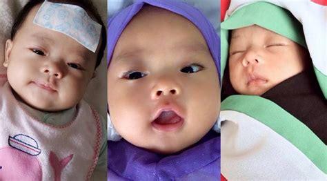 Jilbab Anak Oki Setiana 5 bayi artis indonesia ini punya ribuan followers
