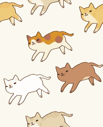 cat wallpaper tile cat tile by genicecream on deviantart