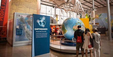 California Science Center Gift Card - earthquake life on a dynamic planet earthquake exhibit