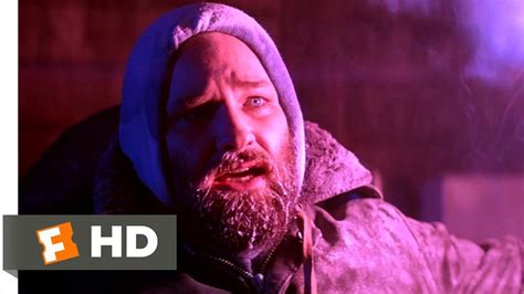 kurt russell watches the the thing 2011 trailer the thing 8 10 movie clip warm things up a little