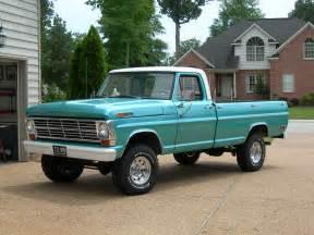 68 Ford Truck John S 1968 F100 4 215 4 Truck