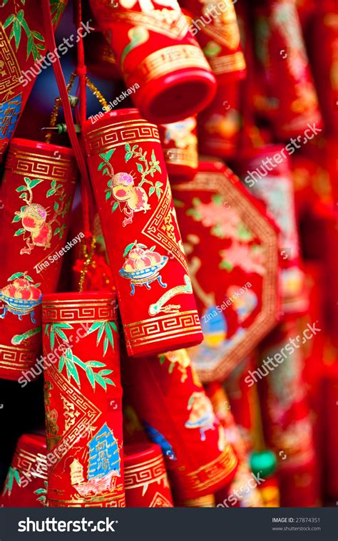 new year luck new year decoration luck charms stock photo