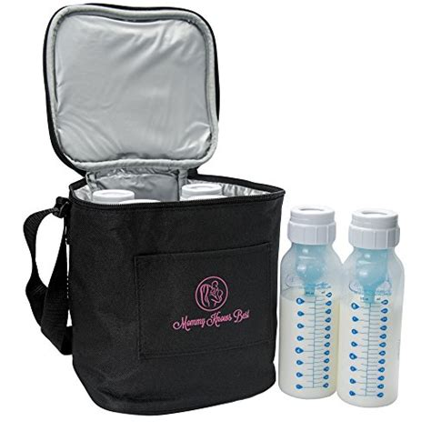 Dr Brown S Insulated Bottle Tote Bag Tas Botol Bayi breast milk baby bottle cooler bag for insulated import it all