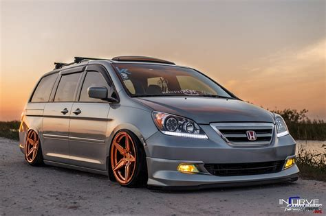 stanced honda stanced honda odyssey 187 cartuning best car tuning photos