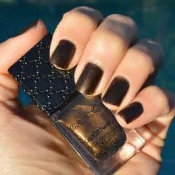 gucci black gold nail polish review bay area fashionista