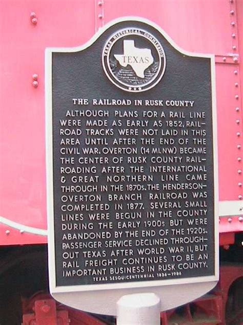 Rusk County Divorce Records The Railroad In Rusk County Tx