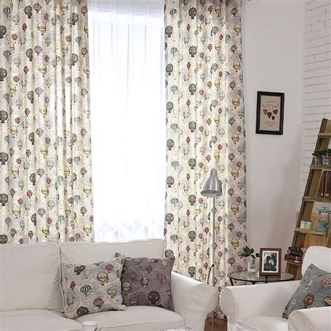 New Style Curtains Home Bedroom Balloon New Style Curtains