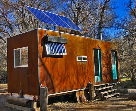 amazing tiny houses amazing off grid tiny house has no mortgage or utility bills