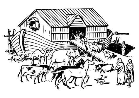 biblische figuren zum ausmalen dibujo para colorear arca de no 233 img 29136