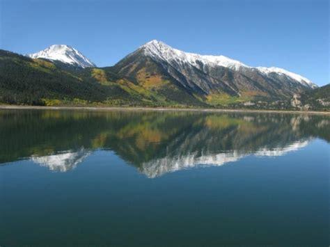 boating lakes in colorado twin lakes interlaken boat tours colorado