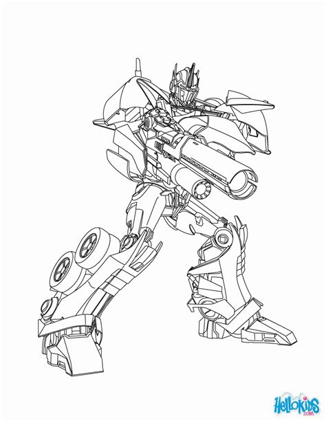 Optimus Coloring Pages Coloring Home Optimus Coloring Pages