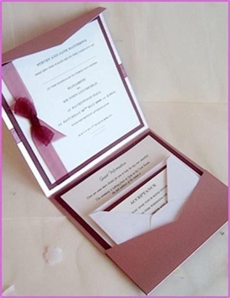 wedding invitation pocket folders uk wedding stationery pocket beau pocketfold invitation