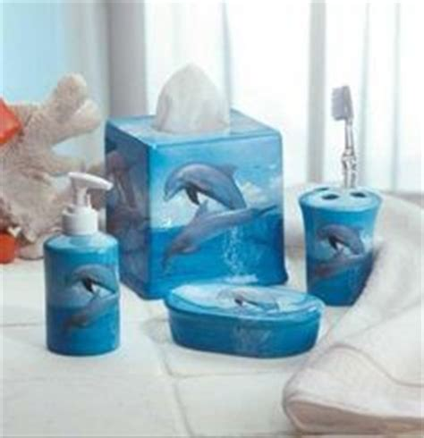 dolphin themed bathroom dolphin bathroom set 33836