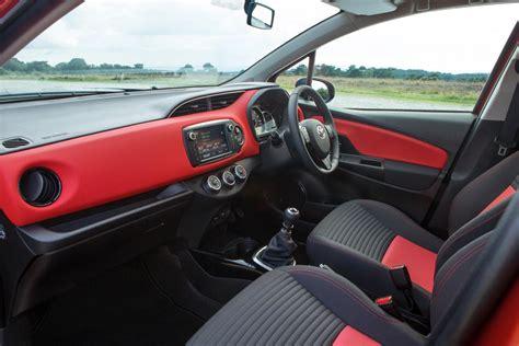 Blue Interior Design toyota yaris hatchback 2014 present pictures buyacar