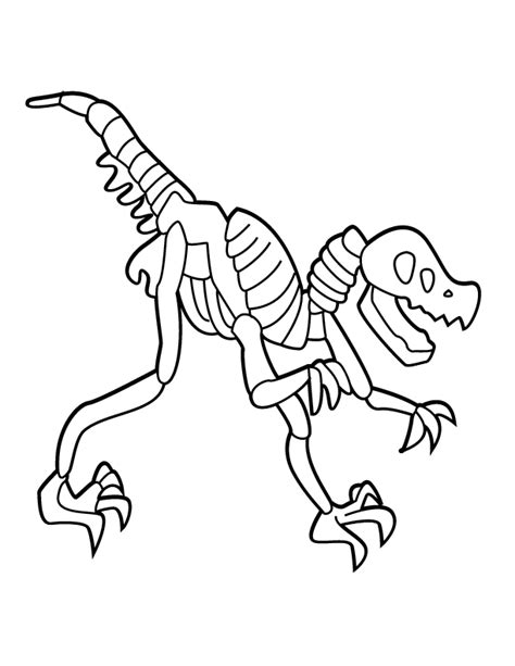 free coloring pages of bones dinosaur bones coloring pages coloring home