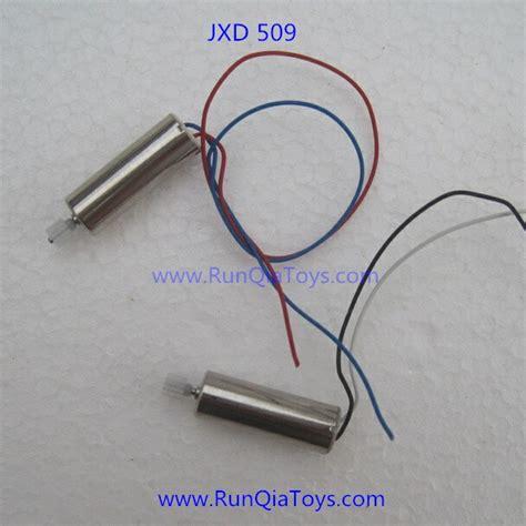 Jxd 509 509g 509w Sparepart Dinamo Motor 1 jinxingda jxd 509 pioneer drone motor a and b