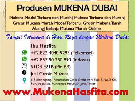 Surabaya Grosir Mukena 62 822 4040 9293 telkomsel mukena dubai terbaru