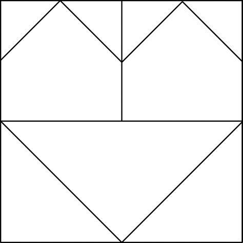 geometric quilt patterns printable geometric block pattern 37 clipart etc