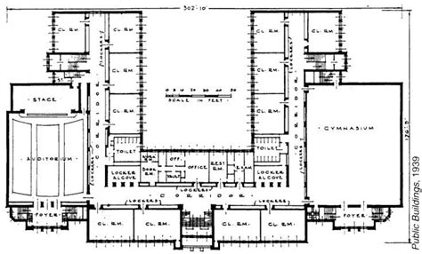 floor plan of school building elementary school building design plans the blueprint