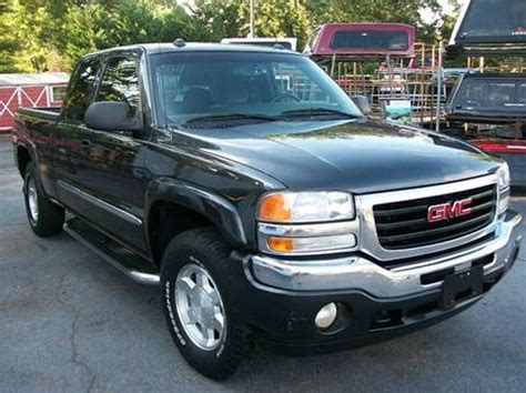 security system 2005 gmc sierra 1500 instrument cluster 2005 gmc sierra 1500 for sale in virginia carsforsale com 174