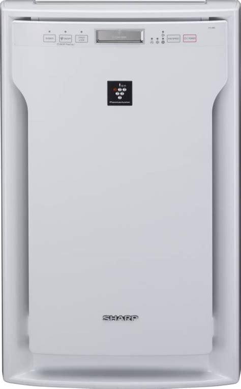 sharp fu a80e w portable room air purifier price in india buy sharp fu a80e w portable room