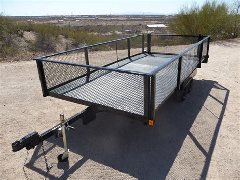 trailer for sale az trailers for sale arizona used trailer sales